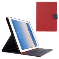 Excelent Diary pouzdro pro iPad Air 2 - červené