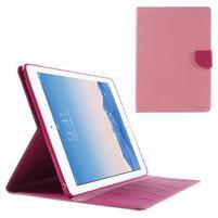 Excelent Diary pouzdro pro iPad Air 2 - růžové