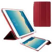 Classic tří polohové pouzdro na iPad Mini 3, ipad Mini 2 a na iPad Mini - červené