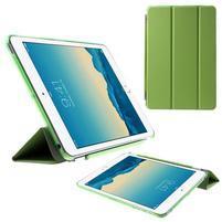 Classic tří polohové pouzdro na iPad Mini 3, ipad Mini 2 a na iPad Mini - zelené