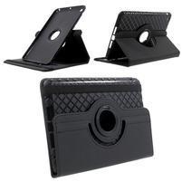Circu otočné pouzdro na Apple iPad Mini 3, iPad Mini 2 a ipad Mini - černé