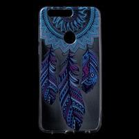 Ultratenký gelový obal na mobil Honor 8 - lapač snů