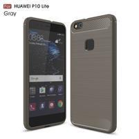 GT odolný obal se zesíleným obvodem na Huawei P10 Lite - šedý