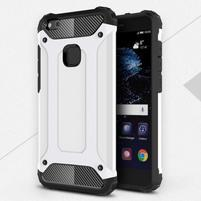 Armory odolný obal na mobil Huawei P10 Lite - bílý