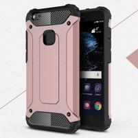 Armory odolný obal na mobil Huawei P10 Lite - růžovozlatý