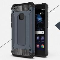 Armory odolný obal na mobil Huawei P10 Lite - tmavěmodrý
