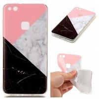 Stones gelový obal na mobil Huawei P10 Lite - styl X