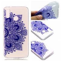 Printy gelový obal na Huawei P20 Lite - lotus