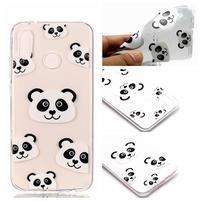 Printy gelový obal na Huawei P20 Lite - pandy