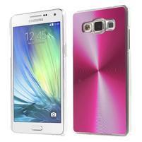 Rose metalický kryt na Samsung Galaxy A5