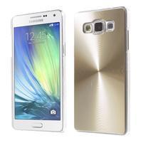 Zlatý metalický kryt na Samsung Galaxy A5