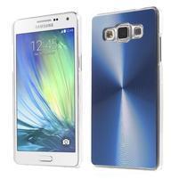 Modrý metalický kryt na Samsung Galaxy A5