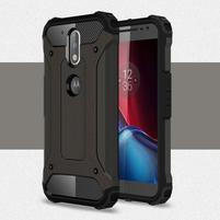 Armory odolný obal na mobil Lenovo G4 Plus a G4 - bronze