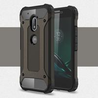 Armory odolný obal na mobil Lenovo Moto G4 Play - bronze