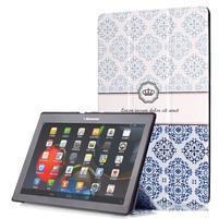Polohovatelné pouzdro na tablet Lenovo Tab 2 A10-70 - lorem ipsum