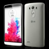 Ultratenký slim obal na mobil LG G3 - transparentní