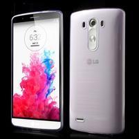 Ultratenký slim obal na mobil LG G3 - fialový