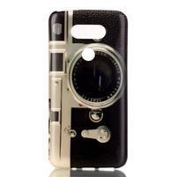 Gelový obal na mobil LG G5 - retro foťák