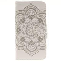Obrázkové koženkové pouzdro na LG G5 - mandala