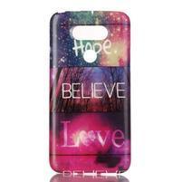 Gelový obal na mobil LG G5 - hope