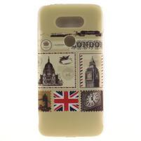 Softy gelový obal na mobil LG G5 - UK Big Ben