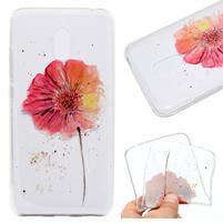 Patty gelový obal na Meizu M6 - květ