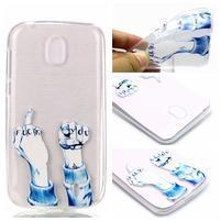 Printy gelový obal na Nokia 1 - gesto