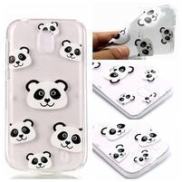 Printy gelový obal na Nokia 1 - pandy