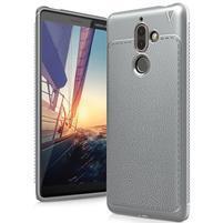 IVS gelový odolný obal s texturou na Nokia 7 Plus - šedý