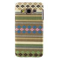 Obal potažený látkou na Samsung Galaxy A3