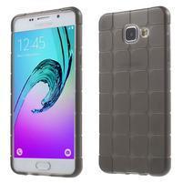 Cube gelový kryt na Samsung Galaxy A5 (2016) - šedý
