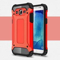 Armory odolný obal pre mobil Samsung Galaxy J5 - červený