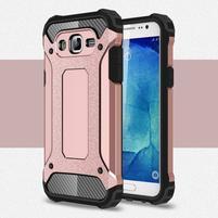 Armory odolný obal pre mobil Samsung Galaxy J5 - ružový