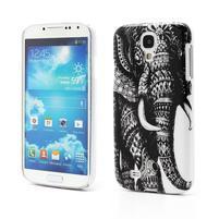 Plastové poudro na Samsung Galaxy S4 - thajský slon