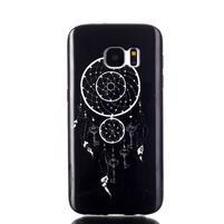 Sally gelový obal na Samsung Galaxy S7 - dream