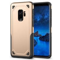 Ruggi hybridní odolný obal na Samsung Galaxy S9 - zlatý