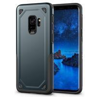 Ruggi hybridní odolný obal na Samsung Galaxy S9 - tmavěmodrý