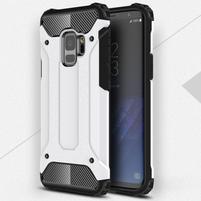Armory odolný hybridní obal na Samsung Galaxy S9 - bílý