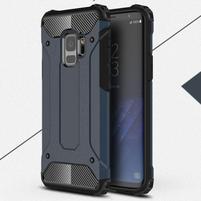 Armory odolný hybridní obal na Samsung Galaxy S9 - tmavěmodrý