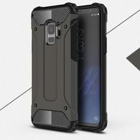 Armory odolný hybridní obal na Samsung Galaxy S9 - bronzo