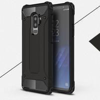 Armory odolný hybridní obal na Samsung Galaxy S9 Plus - černý