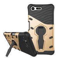 Armory odolný obal na mobil Sony Xperia X Compact - zlatý