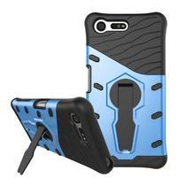 Armory odolný obal na mobil Sony Xperia X Compact - modrý