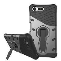 Armory odolný obal na mobil Sony Xperia X Compact - šedý