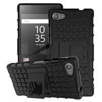 Outdoor odolný kryt na mobil Sony Xperia Z5 Compact - černý