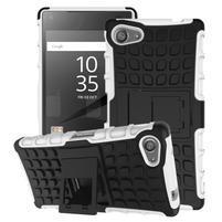 Outdoor odolný kryt na mobil Sony Xperia Z5 Compact - bílý