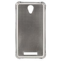 Diamonds gelový obal na Xiaomi Redmi Note 2 - šedý