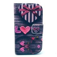 Safety pouzdro pro Samsung Galaxy S Duos/Trend Plus - love
