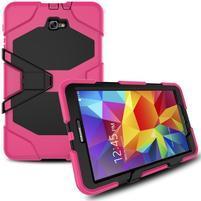 Armory 3v1 odolný obal na tablet Samsung Galaxy Tab A 10.1 (2016) - rose