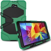 Armory 3v1 odolný obal na tablet Samsung Galaxy Tab A 10.1 (2016) - tmavězelený